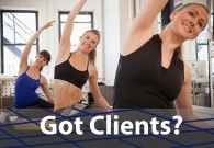 find more clients for your Pilates classes