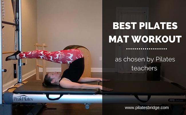 best pilates workout