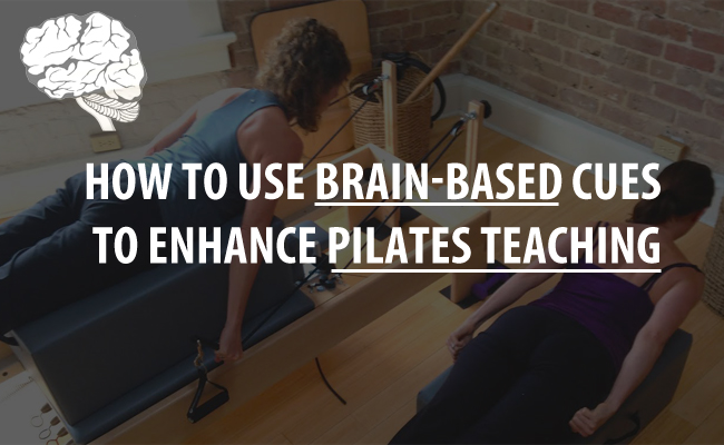 pilates brain cues