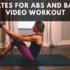 pilates video 30 min intermediate
