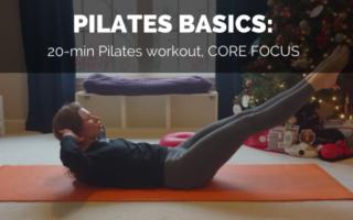 pilates basics video