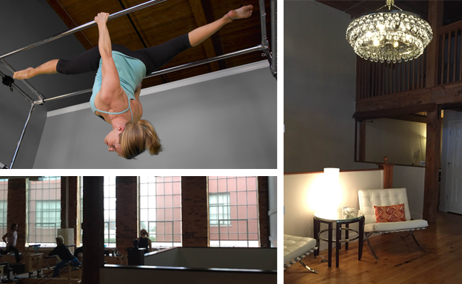 Iron Butterfly Pilates: Charlotte NC