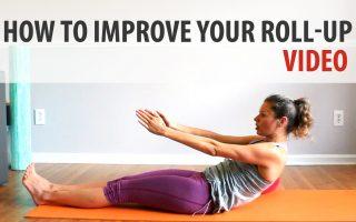 improve pilates rollup
