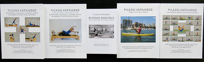 pilates expanded books