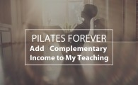 complementary income for pilates