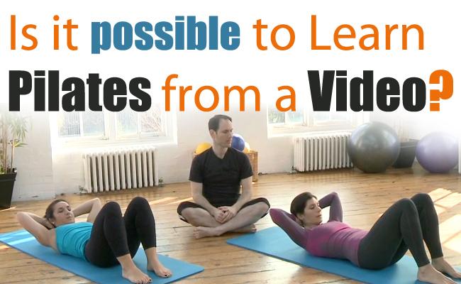 pilates on demand video