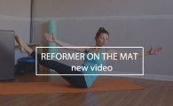 reformer on the mat workoutt