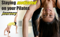 staying motivated in pilates