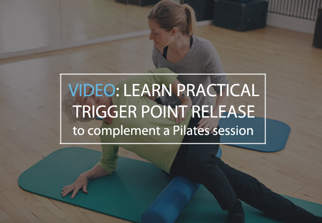 trigger point release video