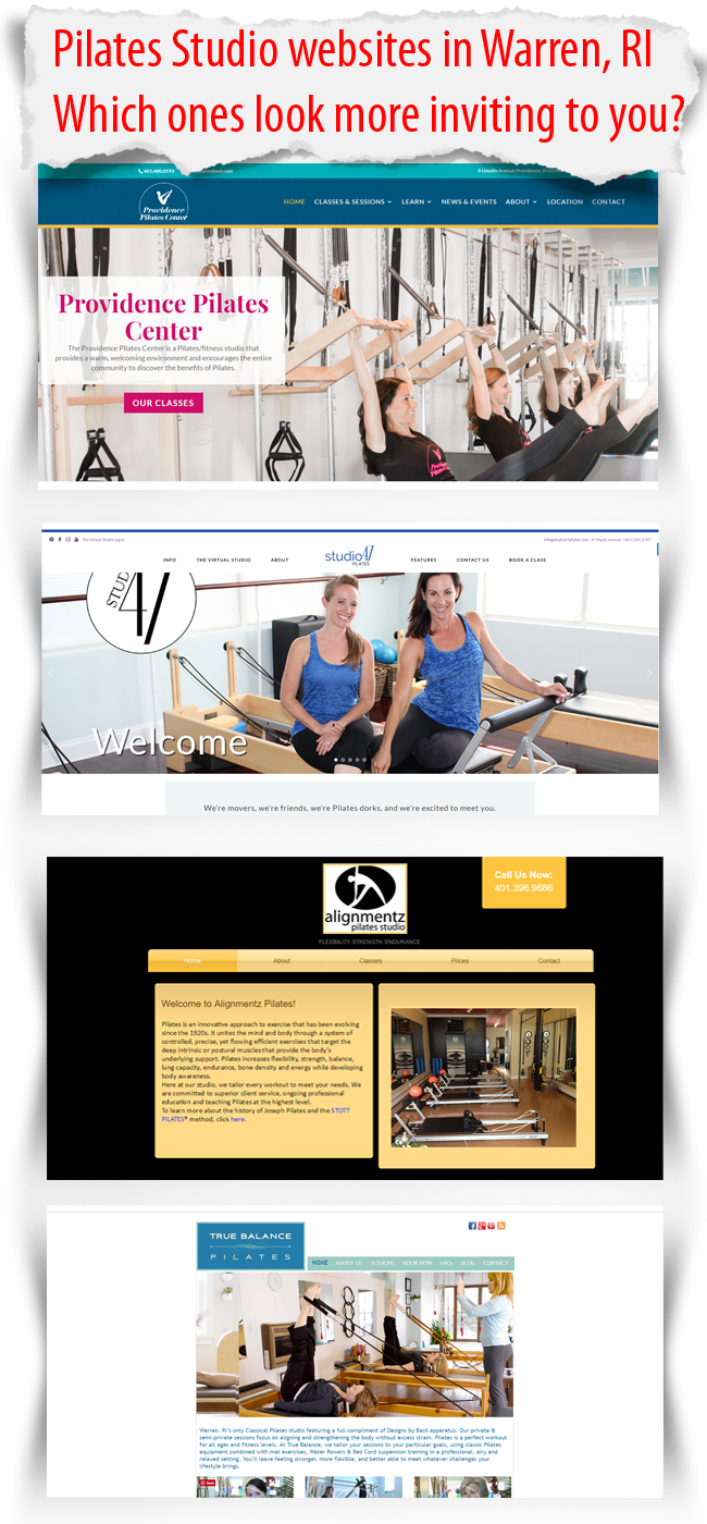 warren pilates competition
